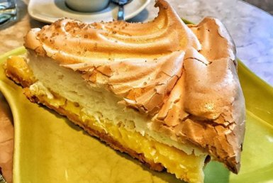 Lemon pie στο All About Lemon στη Νέα Ερυθραία