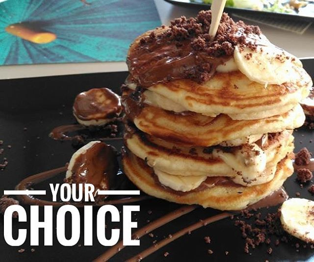 pancakes γλυφαδα