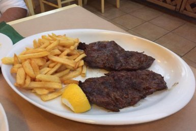 Black Angus Flap Steak στην Κιβωτό στην Κηφισιά