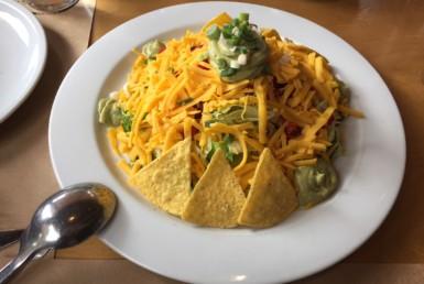Σαλάτα Mexican στο Gigi στη Δροσιά