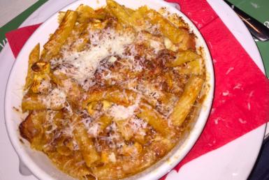 """Ποικιλία Ζυμαρικών """"Al Forno"""" στο La Pasteria στην Κηφισιά"""