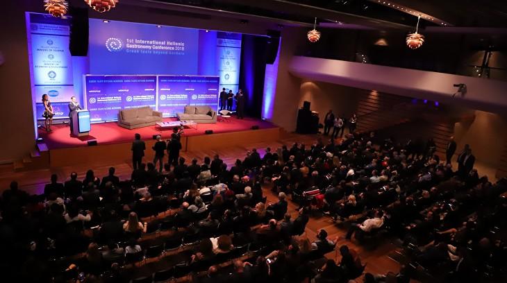 To FoodCritic.GR στο 1ο Παγκόσμιο Συνέδριο Ελληνικής Γαστρονομίας!